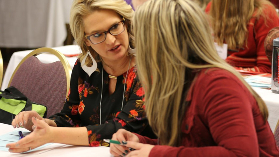 The annual Women in Agriculture Conference offers business-management training and opportunities to network with other producers.