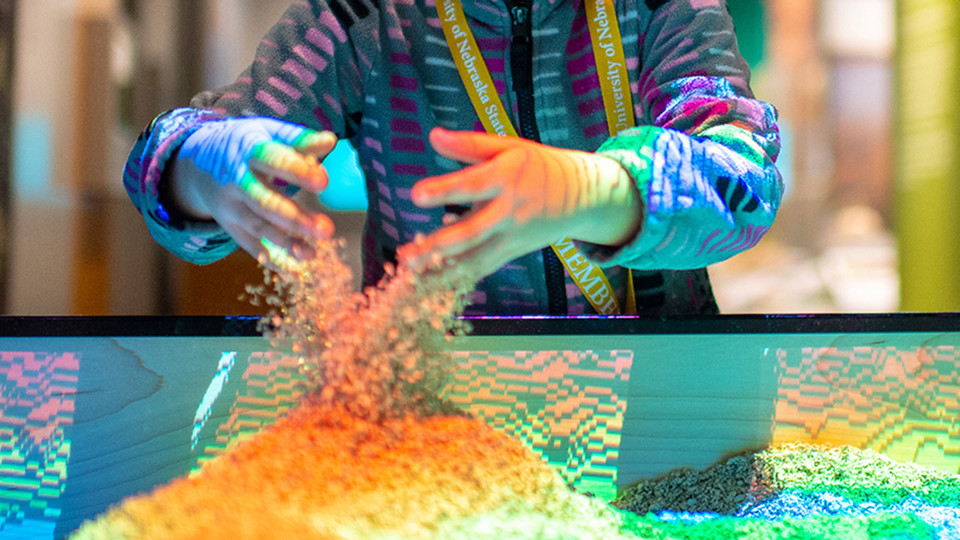 Sensory Friendly Sunday, 10:30 a.m. to 12:30 p.m. May 19 at the University of Nebraska State Museum at Morrill Hall, will provide a quieter, more supportive museum experience for children and adults with special needs and their families.