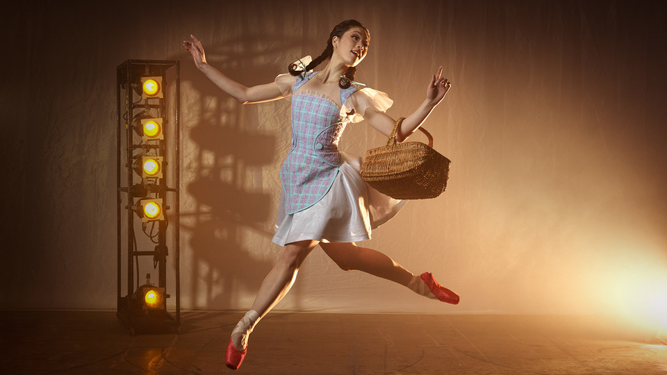 "The Royal Winnipeg Ballet will bring a reimagining of ""Wizard of Oz"" to the Lied Center for Performing Arts on March 28-29."