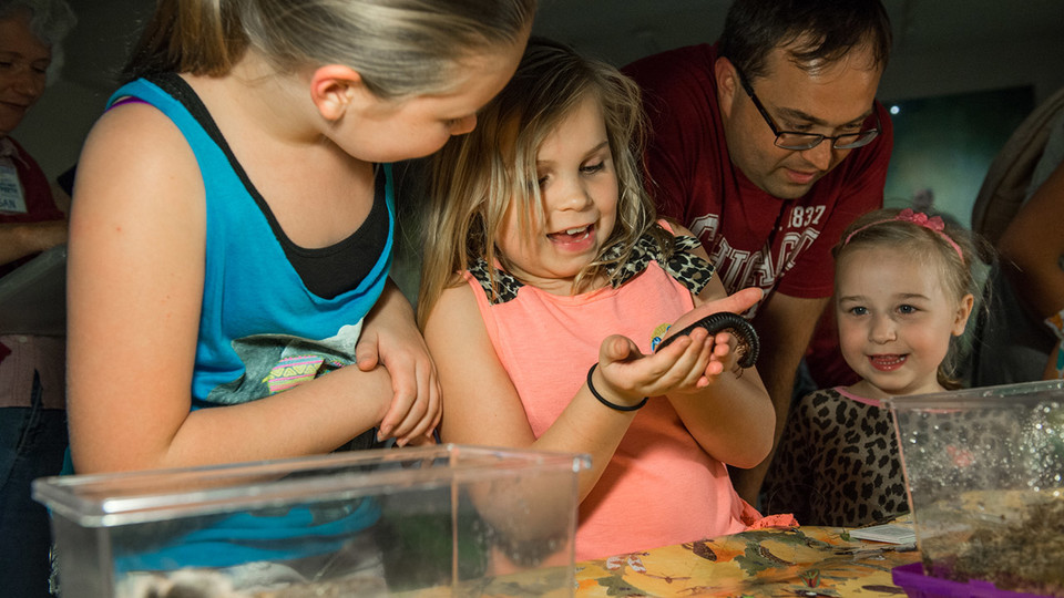 Archie's Late Night Party, an all-ages event, is 6 to 9 p.m. June 13 at the University of Nebraska State Museum at Morrill Hall.