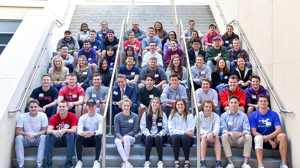 Fifty-six University of Nebraska–Lincoln students are participating in the Nebraska at Oxford program July 21-Aug. 17 at the University of Oxford in England.