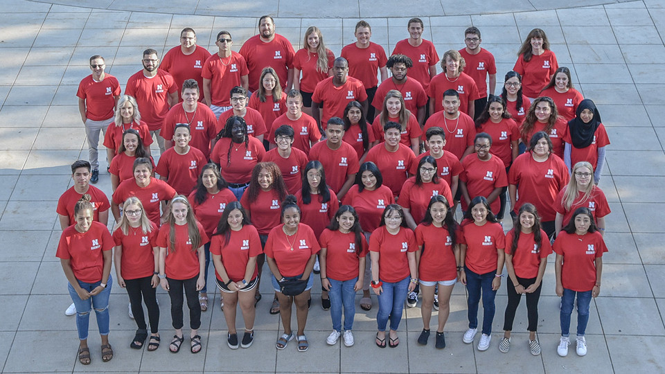 Thirty-eight Nebraska high school students participated in the DREAMBIG Academy, hosted by the University of Nebraska–Lincoln's College of Business, July 21-25.