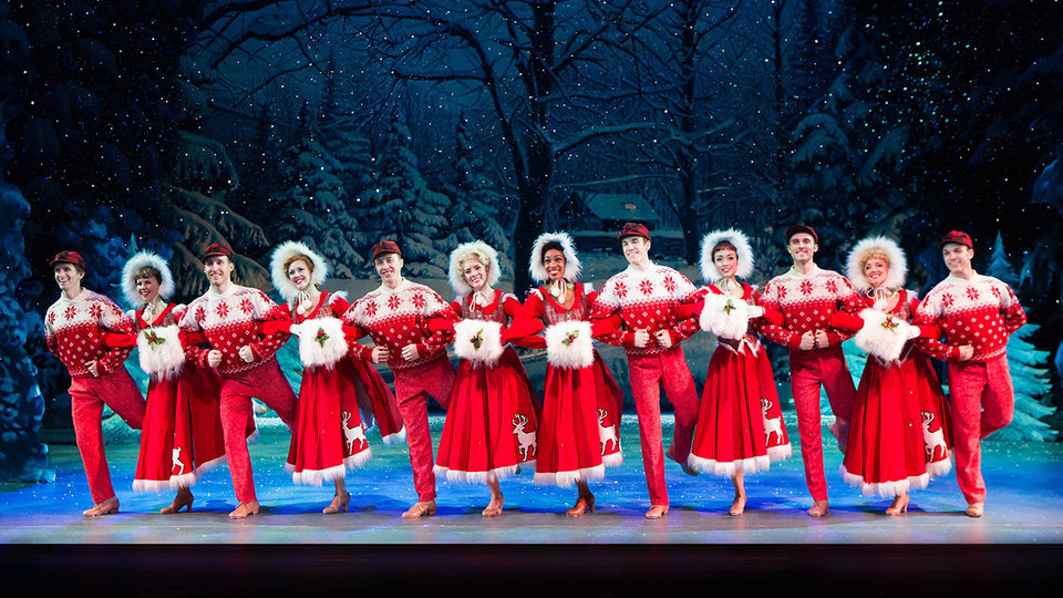 """""""Irving Berlin's White Christmas"""" will be at the Lied Center for Performing Arts from Nov. 11-13."""