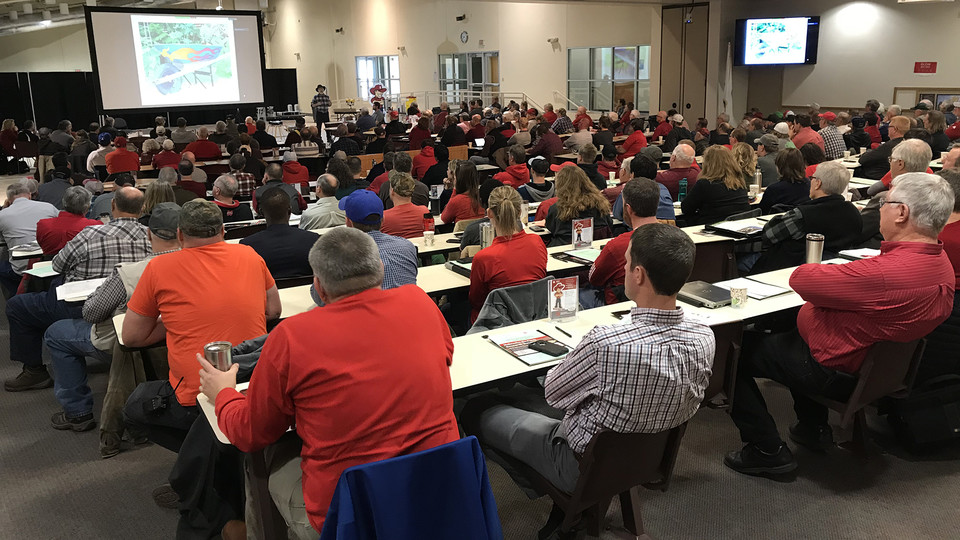 The Nebraska Cover Crop and Soil Health Conference is 9 a.m. to 3:30 p.m. Feb. 13 at the Eastern Nebraska Research and Extension Center near Mead.