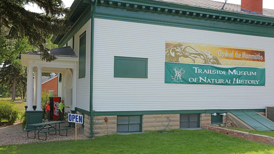 The Trailside Museum of Natural History near Crawford will remain closed for the rest of the 2020 season.