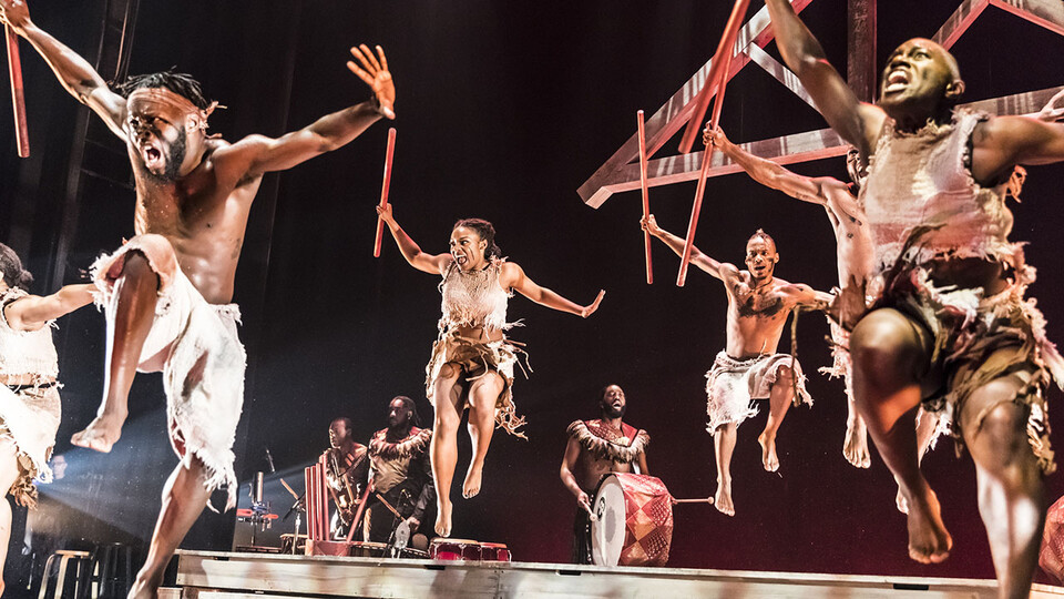 """The Lied Center will offer a free screening of the film """"STONO,"""" presented by Step Afrika!, on Sept. 9."""