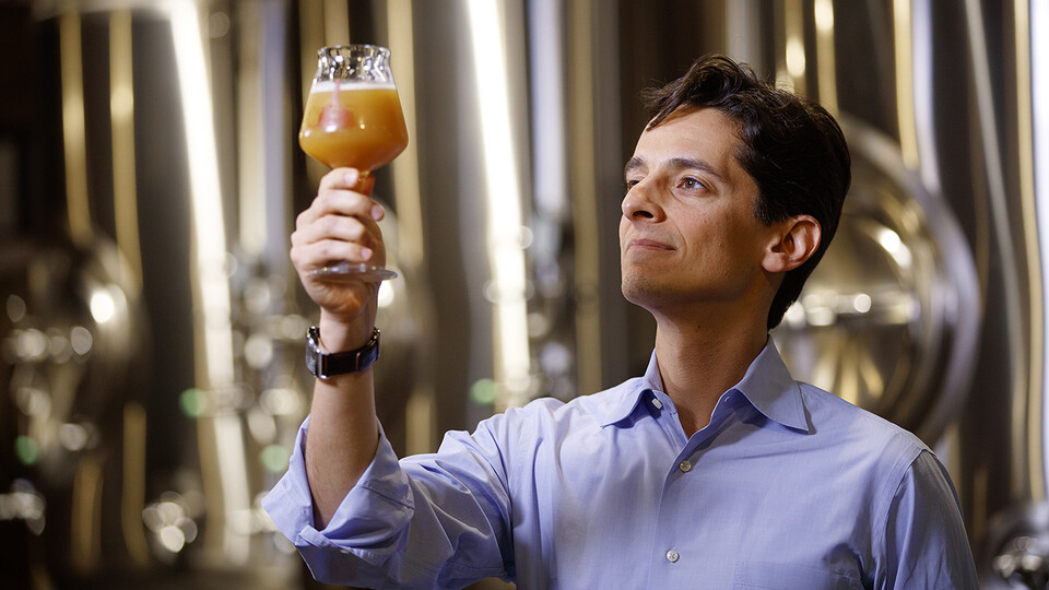 Over four decades, craft brewers gained a 20% share of the U.S. beer market by collaborating to gain customers and market share. Husker marketing professor Andre Maciel recently co-authored a study analyzing how they did it and what lessons other entrepreneurs can gain from craft brewers' success.