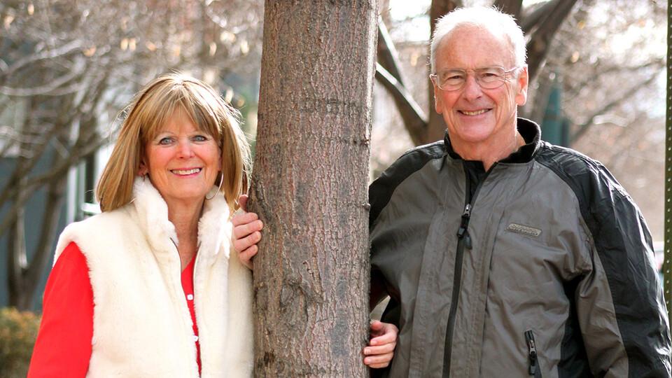 Patti and Joel Meier