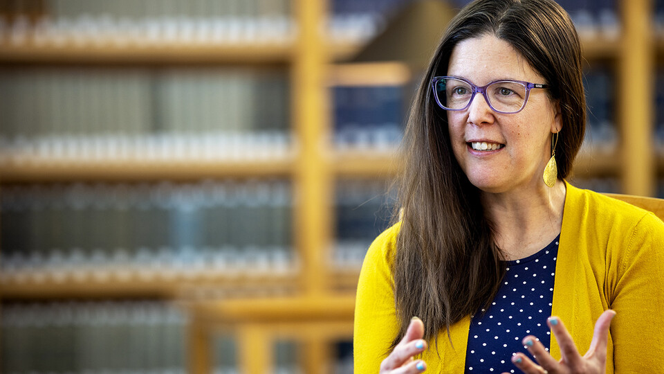 Jessica Shoemaker, professor of law at Nebraska, will explore rural America's challenges and opportunities as a 2021 Andrew Carnegie Fellow.