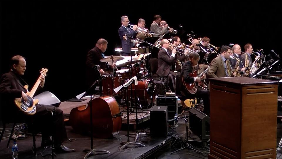 The Nebraska Jazz Orchestra will kick off the Jazz in June concert series on June 1.