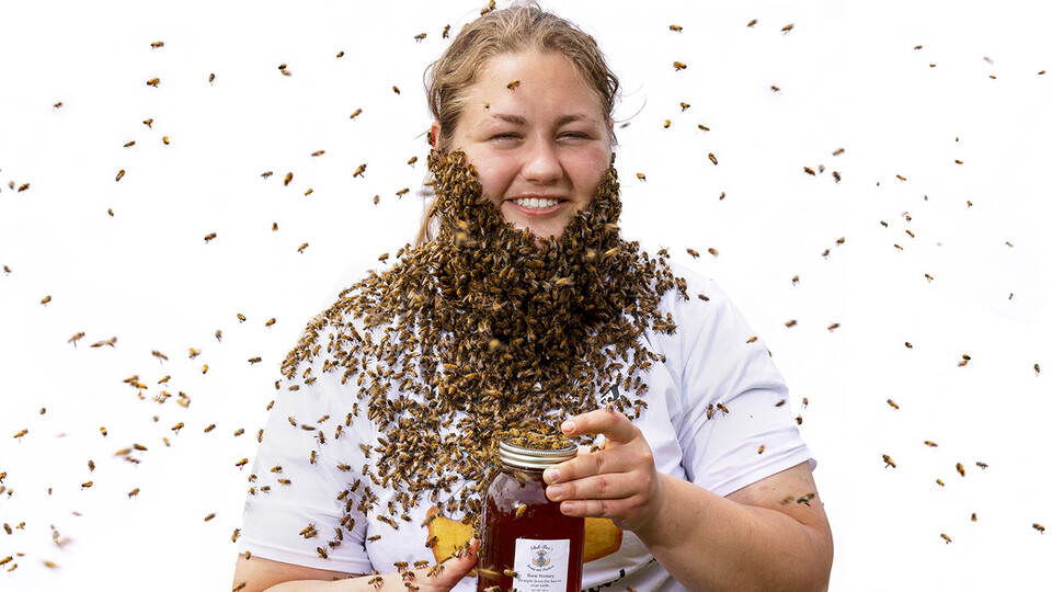 Nebraska's Engler Agribusiness Entrepreneurship Program has allowed student Shelby Kittle to expand her business, Shel-Bee's Honey and Products. She has formed an online presence, started selling at farmers' markets and is looking to add subscription-based boxes for kids and adults.