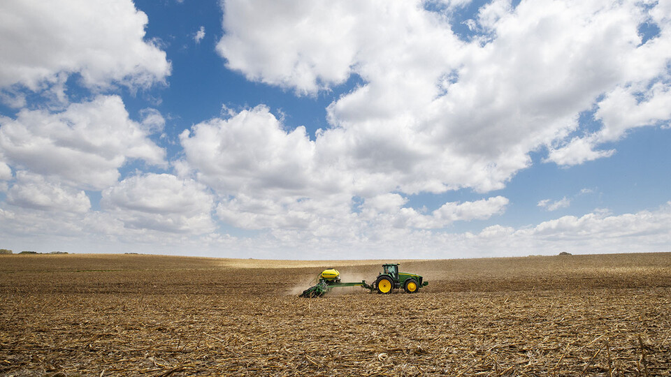 Carbon sequestration practices, such as no-till farming, can allow producers to create carbon credits and enter into contracts with aggregators who purchase the credits to offset the emissions of organizations they represent.