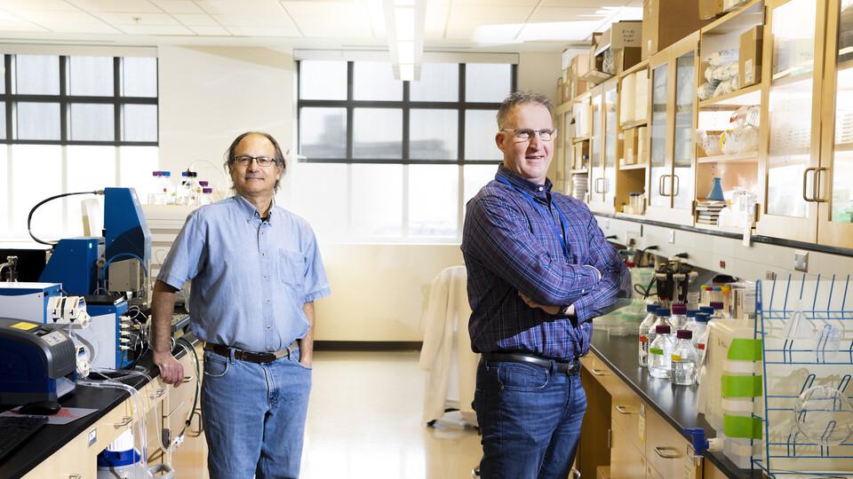 Robert Hutkins and Andy Benson Food for Health