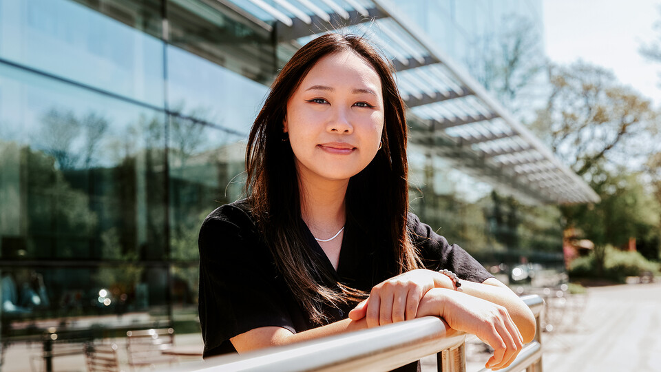 Chau Nguyen is a May 2021 graduate who majored in accounting.