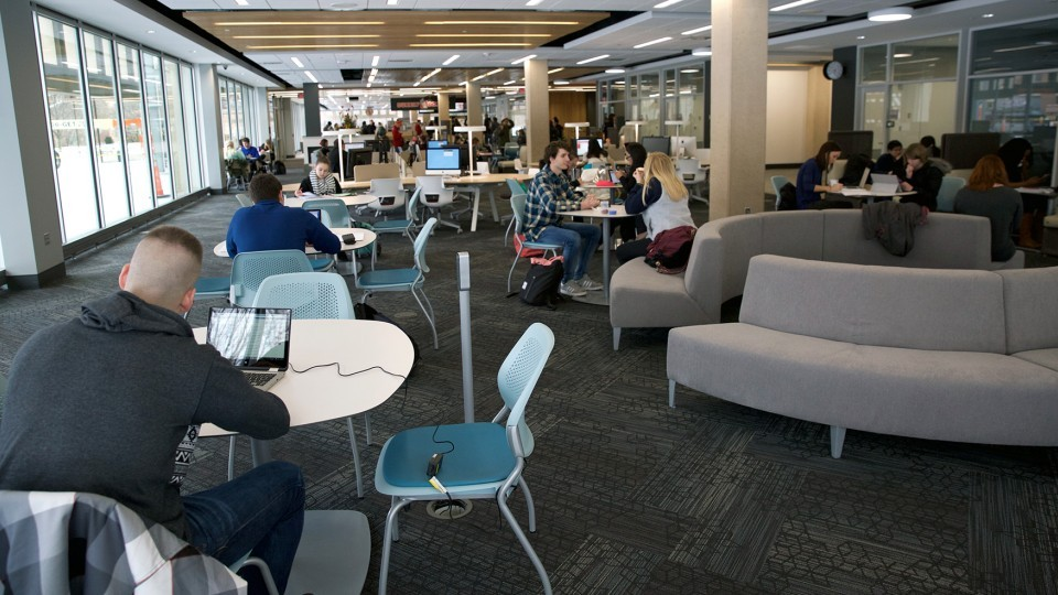 Notes@Noon returns to the Adele Coryell Hall Learning Commons Oct. 19.