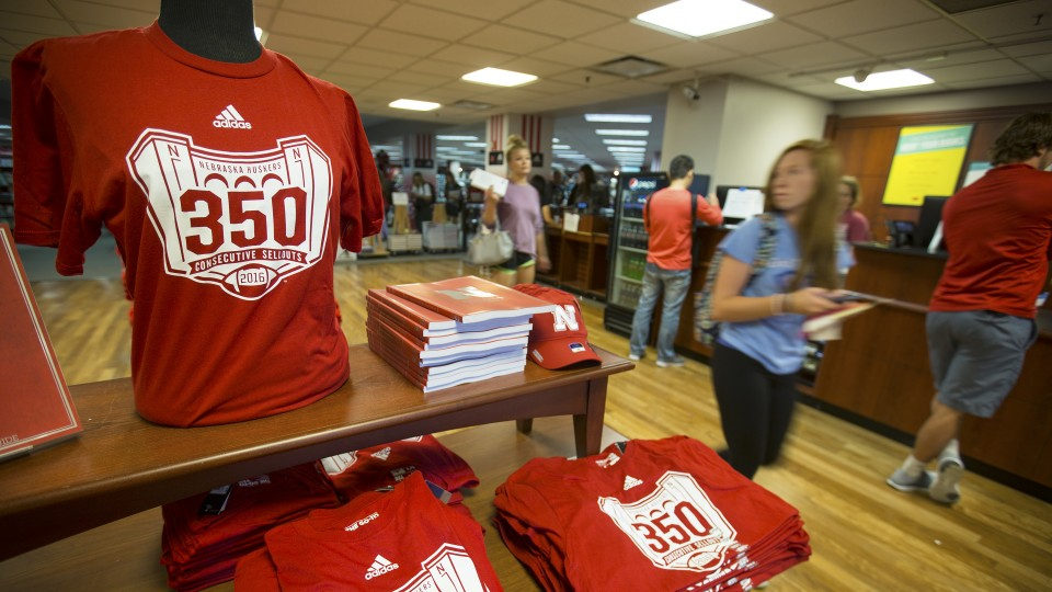 University Bookstore To Open New Game Day Shop Nebraska Today