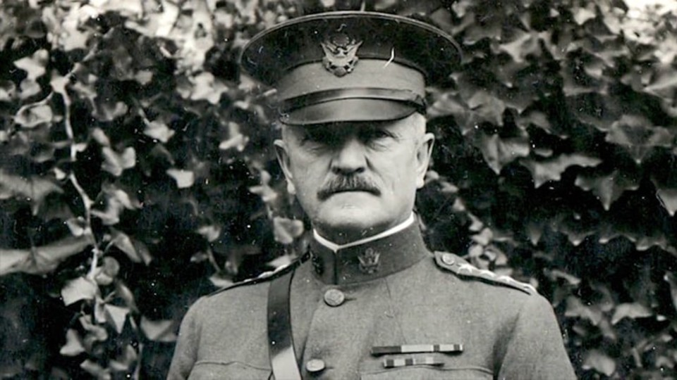 """Black Jack Pershing: Love and War"""