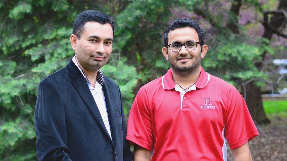 Amit Jhala and Debalin Sarangi