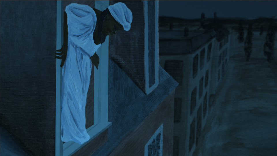 Ann Williams, an enslaved woman, jumped from a third-story window in an attempt to escape from being sold in the interstate slave trade. Williams' story is being told in the animated short film, 'Anna,' which was produced by a team of scholars from the University of Nebraska-Lincoln.