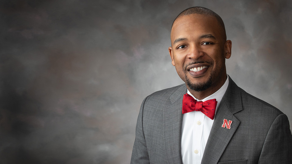 Serving since April 1, Marco Barker is the university's first vice chancellor for diversity and inclusion. He also holds an appointment as associate professor of practice in education administration.