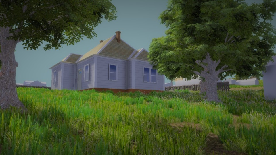 Webster House VR reconstruction