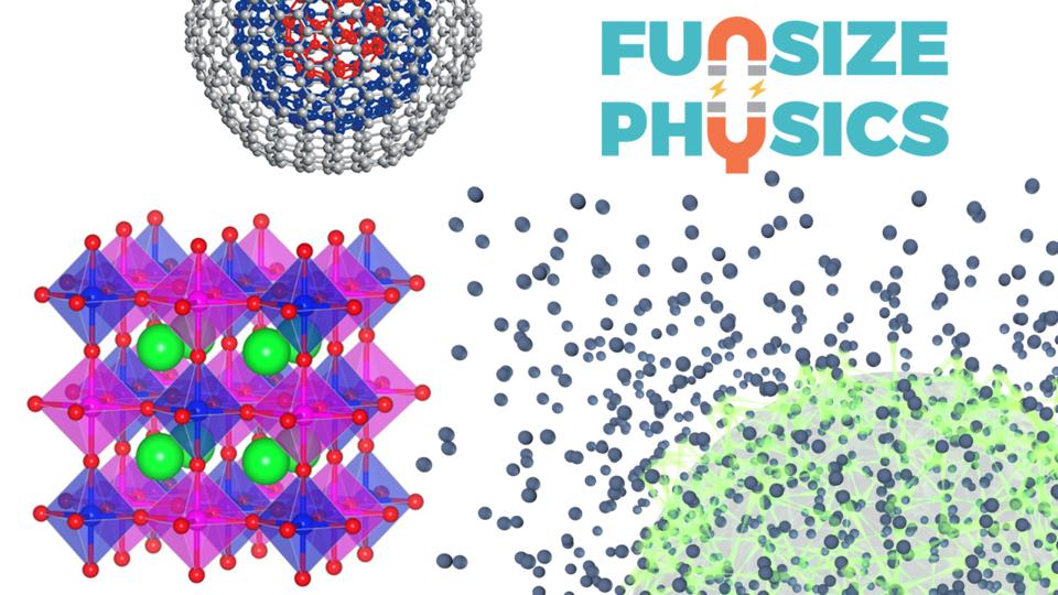 Funsize Physics logo
