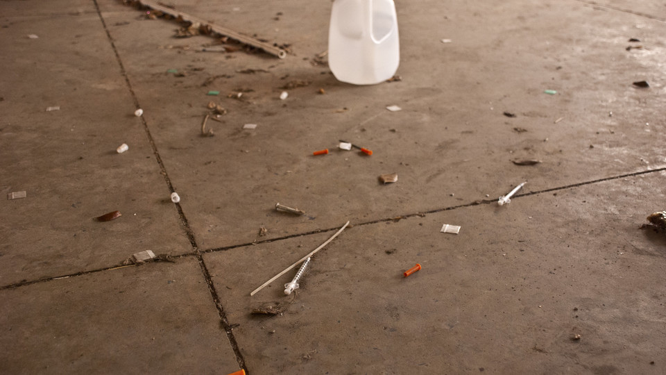 Needles in Puerto Rico