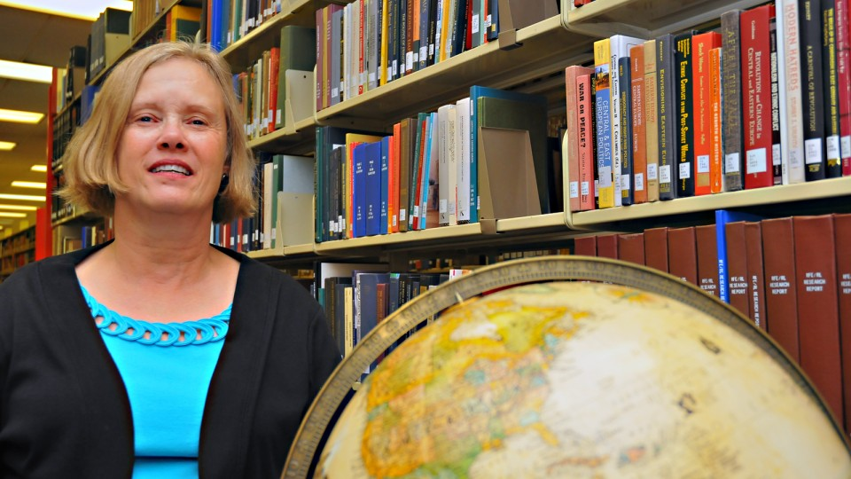 Kate Adams, coordinator for services to distance and online students for the University Libraries, is retiring after 33 years of service to UNL. A retirement reception is 1:30 p.m. Oct. 9 in 305 Love Library South.