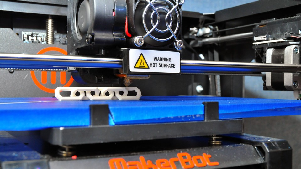 Print Services offers new 3-D option | Nebraska Today | University