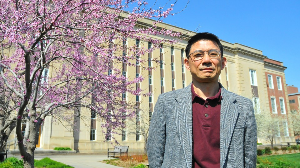 Suping Lu, a professor in the University Libraries, continues to expand his research into attrocities by Japanese troops in China. HIs publications feature eyewitness accounts of the atrocities and aftermath of the Nanjing massacre.