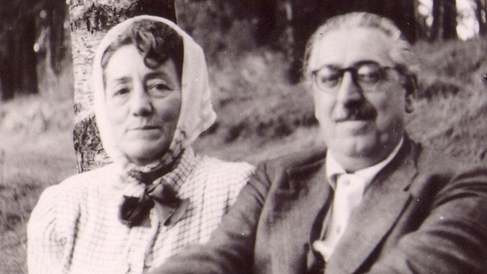 Letters by Pilar De Zubiaurre (left), an intellectual and socialite in pre-civil war Spain, were collected into a new book by UNL's Iker González-Allende. The book is shedding light on life in exile for Spanish defectors, art history and cultural life in Spain before the Spanish Civil War.