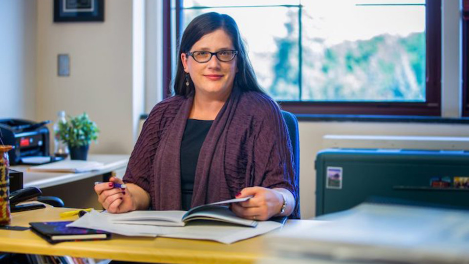 Sarah Deer, a professor at the University of Kansas, will deliver a Nov. 1 talk about violence against Native women. The presentation is free and open to the public.