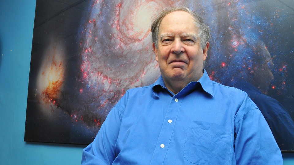 Jack Dunn is retiring after 43 years at the helm of UNL's Mueller Planetarium. His last day at UNL is Aug. 7.