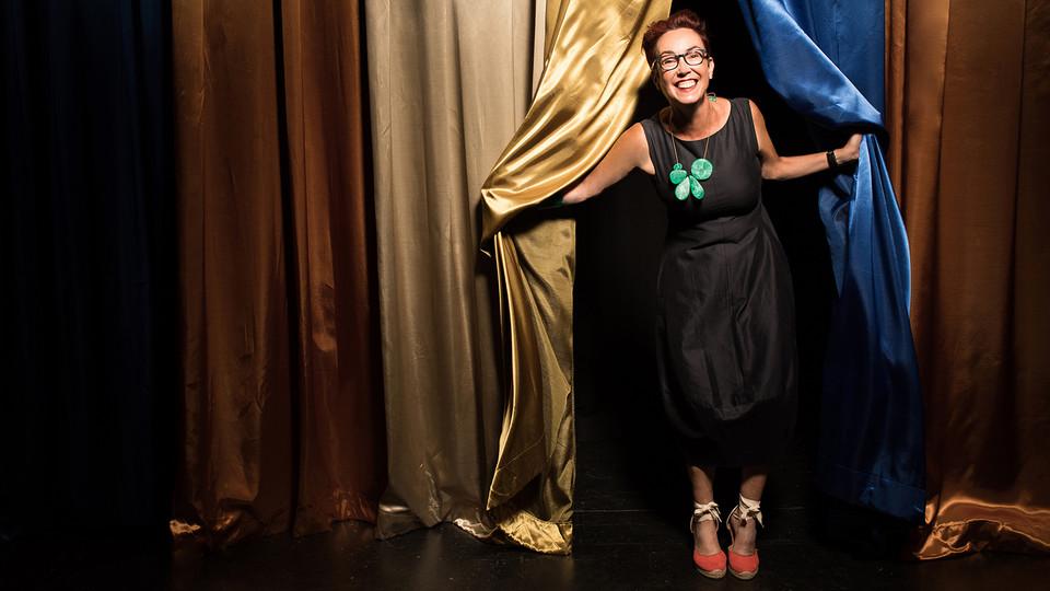 Megan Elliott is a mentor at the Berlinale Talents summit in Berlin.