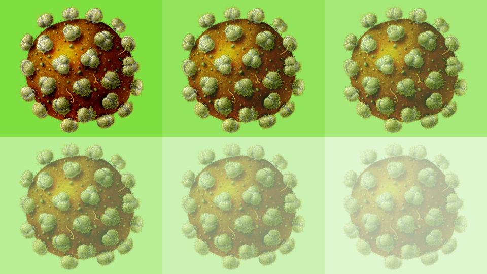 HIV graphic