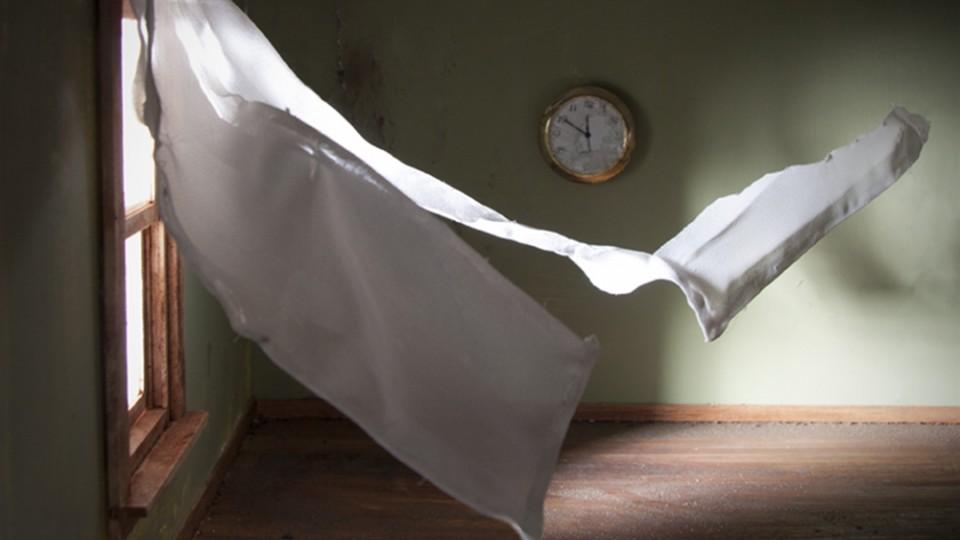 """Curtain"" by Nicole Hupp, UNL."