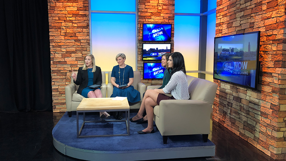 Jacht students from Nebraska visit 1011 News to share their feedback on this year's Super Bowl ads.