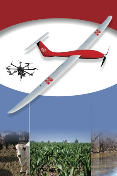 UNL engineer: Unmanned aircraft offer ag potential