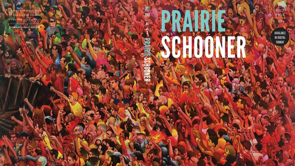 Prairie Schooner cover