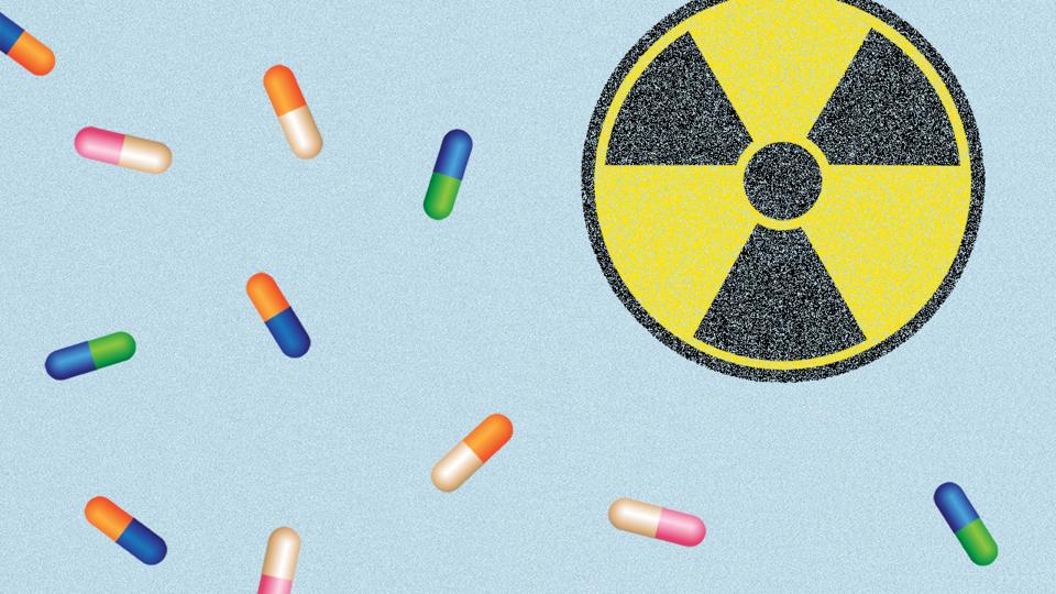 Berkowitz radiation exposure drugs