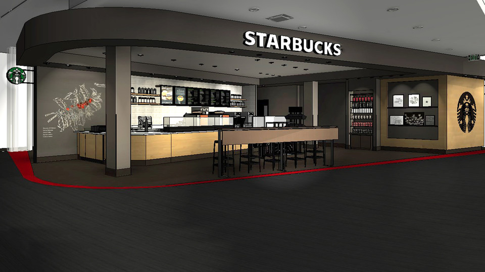 A full-service Starbucks is replacing the Caffina Café in the Nebraska Union. The coffee shop will be built during the summer and open for the fall semester.