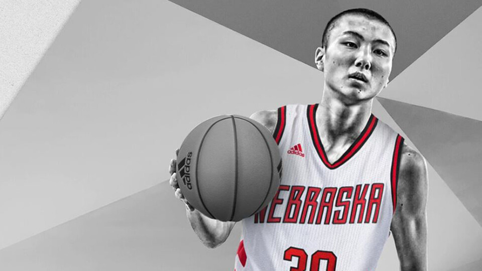 Keisei Tominaga, who recently joined Husker men's basketball, will compete for Japan in the 3-on-3 basketball competition.