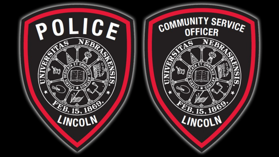 police patch design template