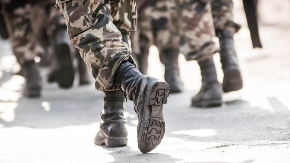 Army ROTC hosts 'Murph' Hero Workout | Nebraska Today | University
