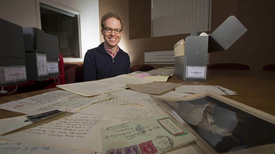 Andrew Jewell and a selection of Willa Cather's letters.