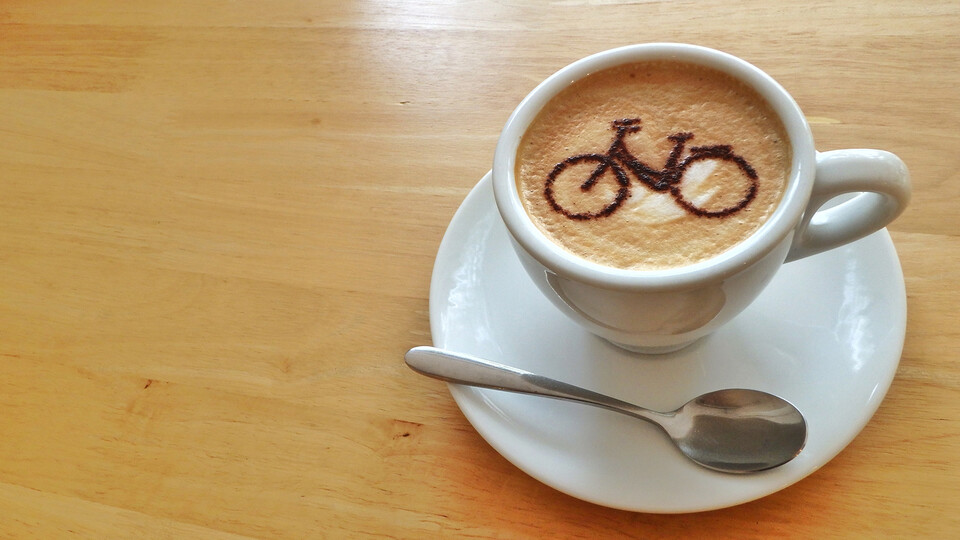 The Outdoor Adventures Center is hosting coffee rides on Friday mornings through Oct. 2.