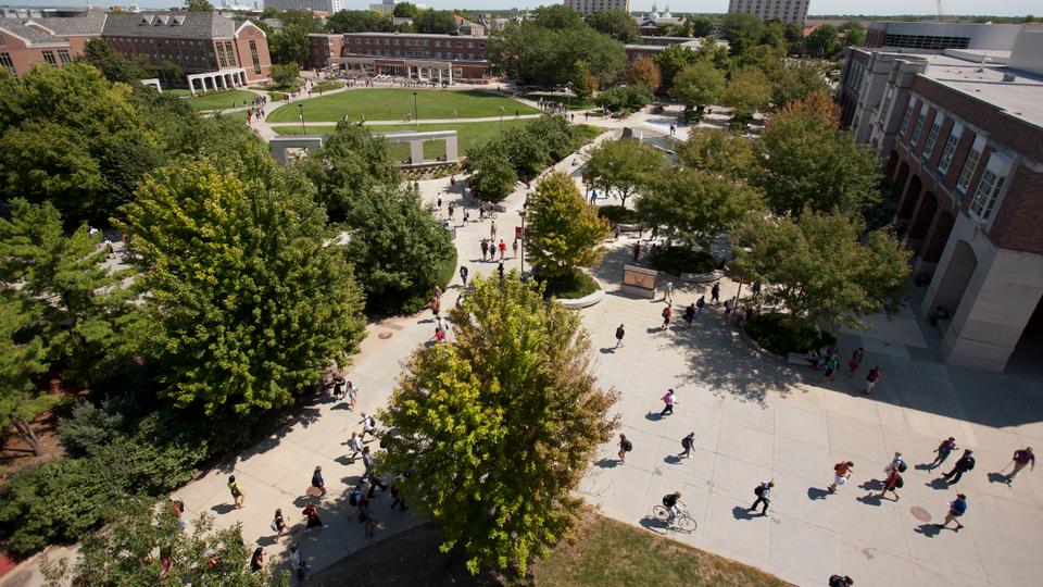Nebraska Union Plaza
