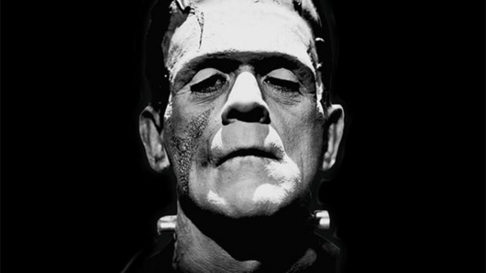 """Contemporary representations of Frankenstein's monster can often be traced back to Boris Karloff's portrayal in the 1931 film, """"Frankenstein."""""""