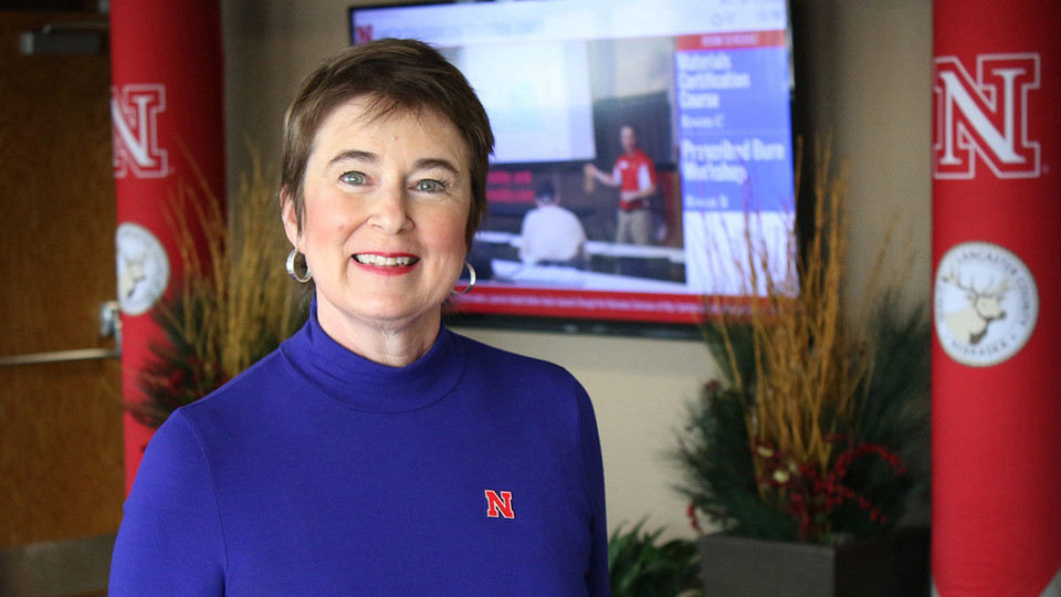 Alice Henneman will retire March 30 after 37 years with Nebraska Extension.