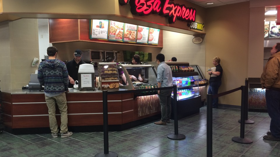 Pizza Express Rolls Out Nebraska Today University Of